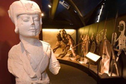 CANTABRIA.-Más de 31.000 personas han visitado la exposición 'Íberos' en Santander