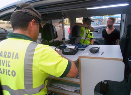 Tráfico registró 525 controles positivos durante el carnaval