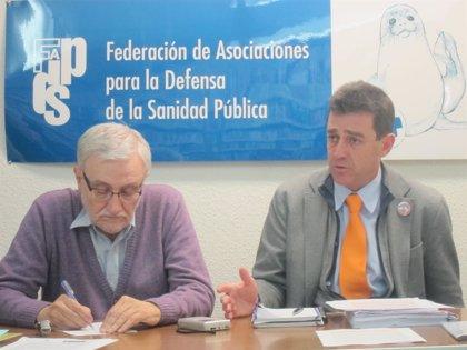 """FADSP y ADYGSS crean una alianza para paralizar el """"desmantelamiento y privatización"""" de la sanidad y servicios sociales"""