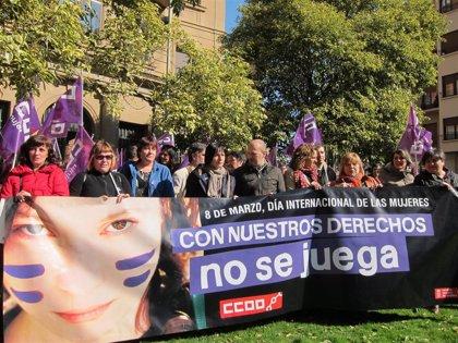 La brecha salarial entre hombres y mujeres es del 28% en Navarra