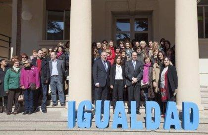 """Sanz: """"una sociedad de progreso no será posible si no hay una igualdad efectiva"""""""