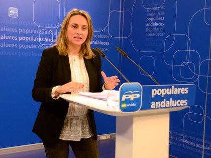 """PP-A critica las """"piruetas"""" de la Junta sobre financiación autonómica"""