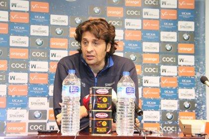 """Nicola (UCAM Murcia): """"Necesitábamos una victoria para creer en nuestro trabajo"""""""