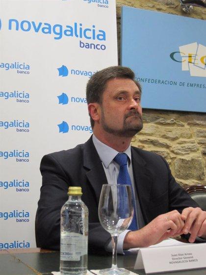 El director general de Novagalicia y el responsable de participadas dejan NCG