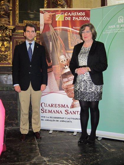 Turismo.- Caminos de Pasión abre una nueva línea de promoción turística con el producto 'Cuaresma y Semana Santa'