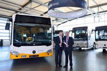 Daimler buses entrega la unidad número 1.000 de su modelo Citaro