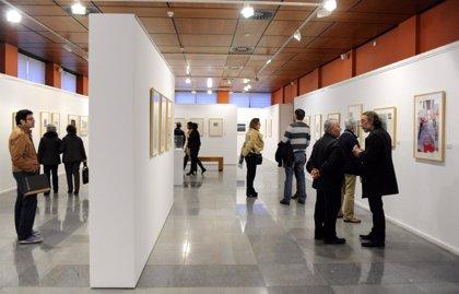Los trazos de María Blanchard y Maruja Mallo se pueden ver en la muestra 'Grabado en femenino' de la UC