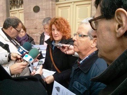 CANTABRIA.-Torrelavega.- La Plataforma contra las Mercancías Peligrosas convocará nuevas movilizaciones