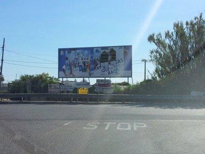 """COAG y Ceres celebran la """"retirada"""" de algunas vallas publicitarias """"sexistas"""""""