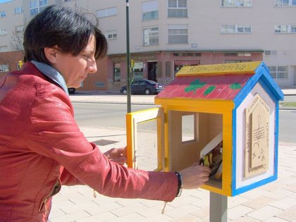 Rosales del Canal será el primer barrio en contar con 'bookcrossing'