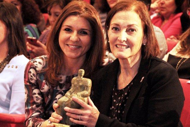 UGT premia a la Fundación Stanpa