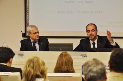 Gordó y Buch piden a los alcaldes que secunden la moción contra la nueva ley local
