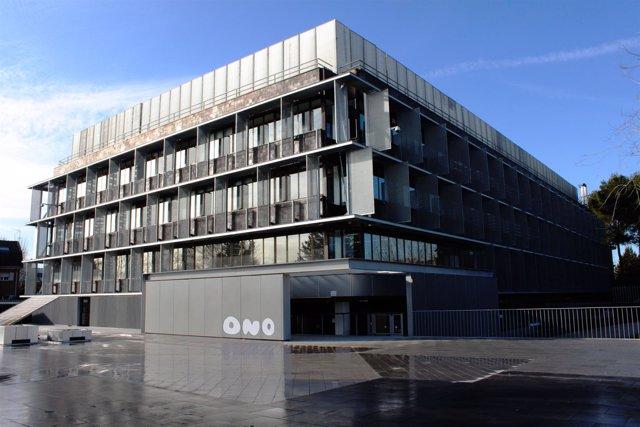 Sede de Ono en Pozuelo