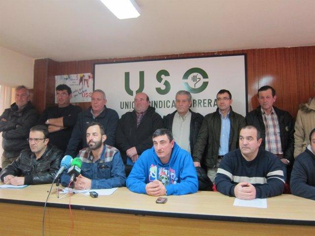 Rueda de prensa del comité de Ascán-Geaser