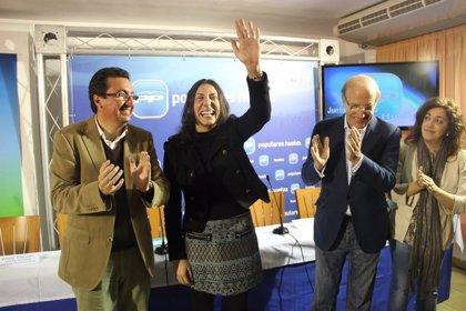 """López asegura que los proyectos de Huelva """"van a estar más que nunca"""" en la agenda del PP-A"""