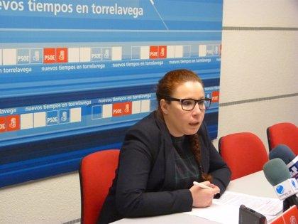 """CANTABRIA.-Torrelavega.- PSOE cree que las mujeres no tienen """"nada que celebrar"""" pero """"sí mucho que reivindicar"""""""