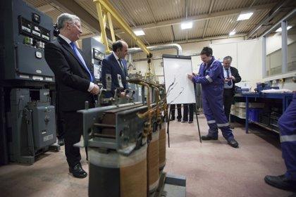 Iberdrola inicia la construcción de la conexión eléctrica submarina entre Escocia e Inglaterra