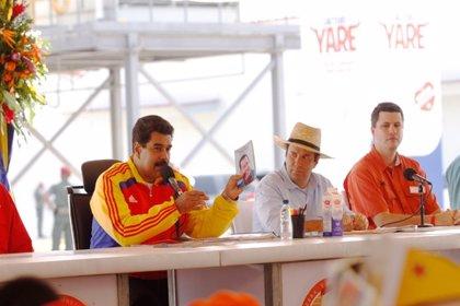 """Maduro acusa a Martinelli de """"cobrar comisiones a empresarios venezolanos"""""""