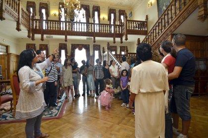 CANTABRIA.-Santander.- El Palacio de la Magdalena celebra este domingo una nueva jornada de puertas abiertas