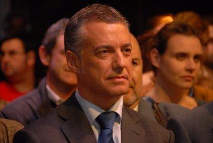 Urkullu, dispuesto a hablar con ETA si los Gobiernos español y francés no lo hacen