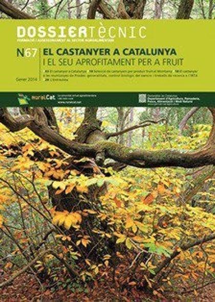 La Generalitat aborda la explotación de los castaños en una publicación