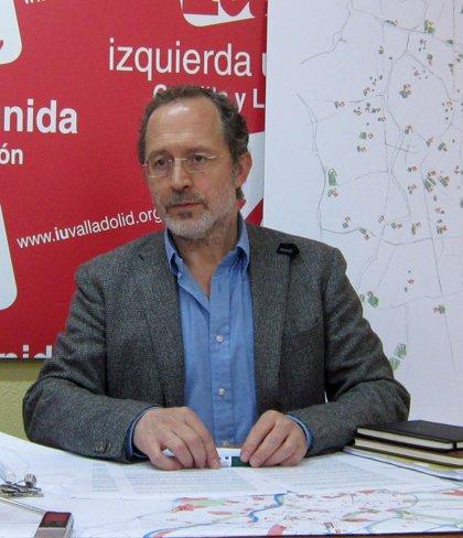 """IU Valladolid pide reunir con urgencia al Consejo Social por un """"plan de ciudad"""" que defina una estrategia de actuación"""