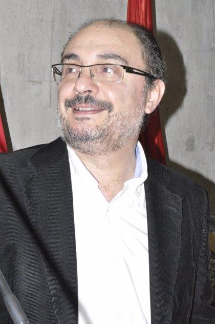 Javier Lambán, único aspirante que logra los avales para las primarias del PSOE-Aragón