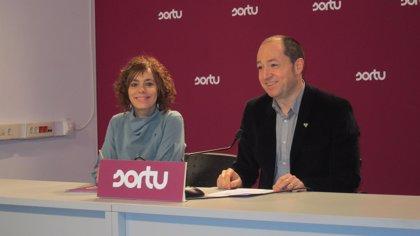 """Sortu dice a Rajoy que, """"si algo se tiene que disolver, es su cerrazón"""""""
