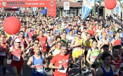 Mohamed Blal y Kaoutar Boulaid ganan la Media Maratón Internacional
