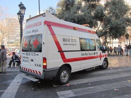 Cruz Roja atiende a 28 personas en la 'mascletà', la mayoría por lipotimias