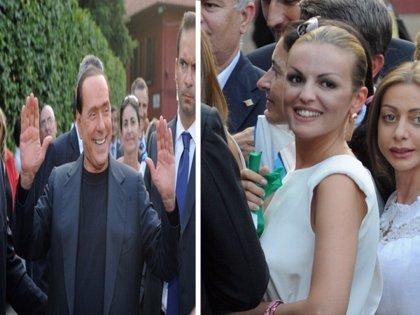 Los 50 años de diferencia no importan: Berlusconi y Francesca Pascale, se casan