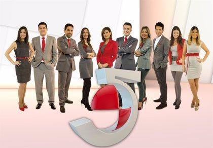 RTVCyL celebra desde este lunes su quinto aniversario con diversas actividades y programas especiales