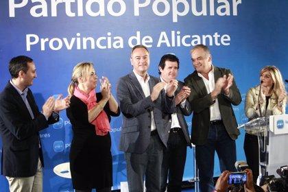 """Castedo pide al PP que premie """"lealtades"""" y dice que todos son """"tan prescindibles como imprescindibles"""""""