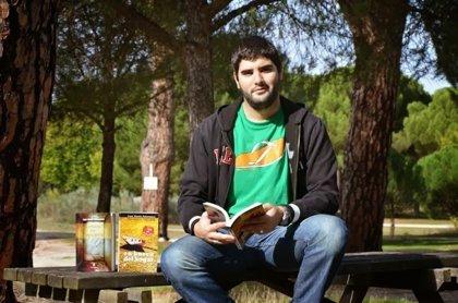 El escritor vallisoletano Juan Martín Salamanca presenta en Librería 'La Buena Letra' de Gijón su nueva novela