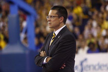 """Pedro Martínez (Gran Canaria): """"Hemos dominado el partido"""""""