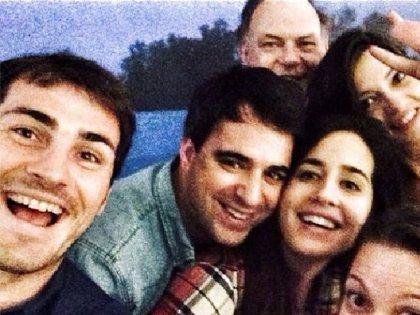 """Iker y Sara nos regalan su propio """"selfie"""""""