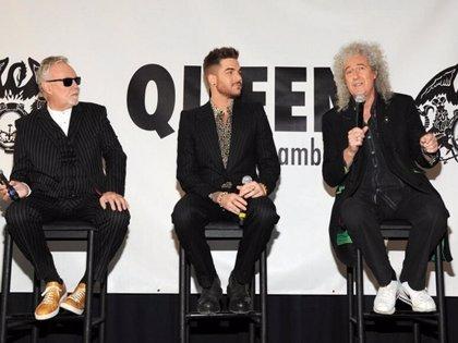 Adam Lambert pisará los escenarios de la mano de Queen