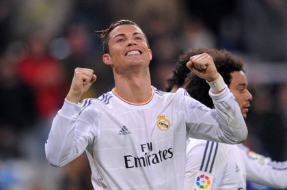Cristiano se dispara en la tabla de goleadores