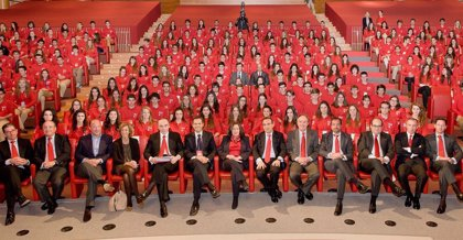Nueve alumnos de Bachillerato de Cantabria compiten junto a otros 272 estudiantes por una Beca Europa