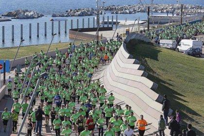 Un total de 3.500 corredores participan II Transplant Run para mostrar su solidaridad con las personas trasplantadas