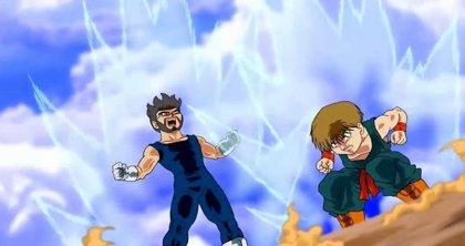 Un padre brasileño le regala a su hijo su propia versión animada de Dragon Ball Z por su cumpleaños
