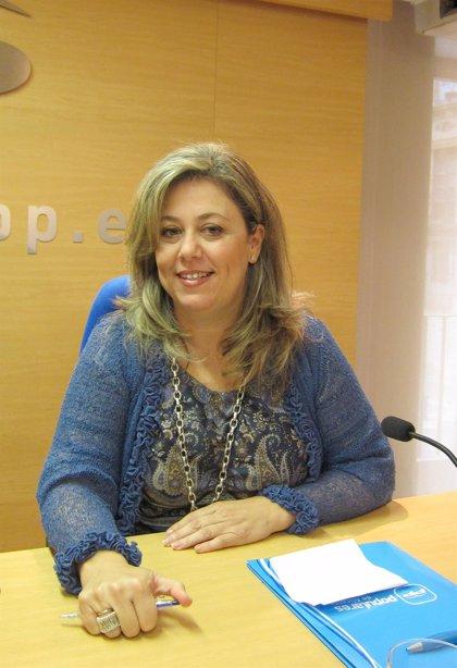 Macarena Montesinos sustituirá a Susana Camarero como portavoz del PP de Servicios Sociales en el Congreso