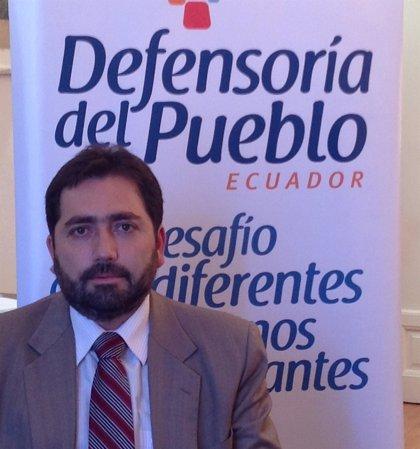 """El Defensor del Pueblo de Ecuador pide a España """"políticas justas"""" para ayudar a los hipotecados con impagos"""