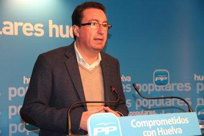 El PP pide a la Junta que convenie con el Gobierno el mantenimiento de las líneas ferroviarias de Huelva
