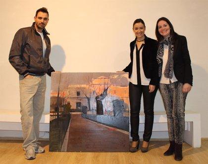 Un óleo de la Plaza Vázquez de Molina gana en el I Certamen de Pintura 'Úbeda Patrimonio de la Humanidad'