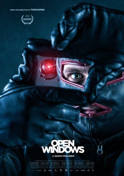 'Open Windows', el nuevo trabajo del cántabro Nacho Vigalondo, se estrenará el 4 de julio en los cines españoles