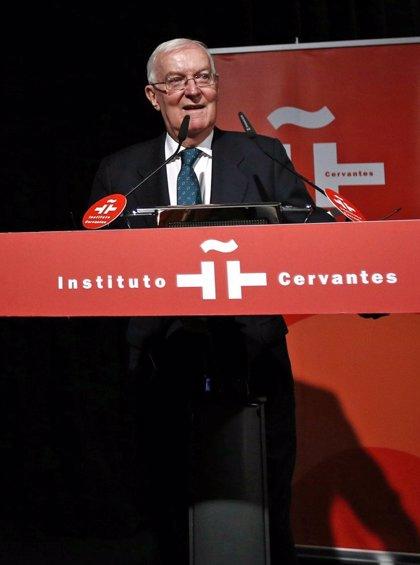 El PP quiere que el Instituto Cervantes elabore una norma general para la contratación de profesores colaboradores