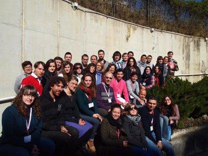 Una treintena de agentes juveniles de toda España se forman en Pamplona en el programa europeo Erasmus+