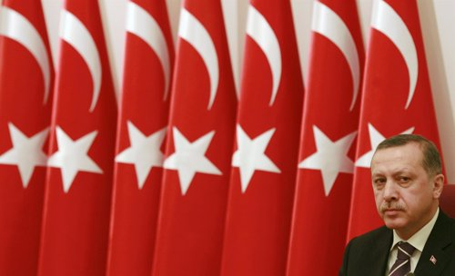 Primer Ministro turco Tayyip Erdogan