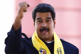 Presidente de Venezuela Nucolás Maduro